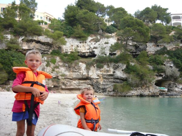 Pływam na Majorce